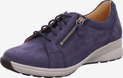 Ganter Schnürschuhe in dunkelblau, Produktansicht