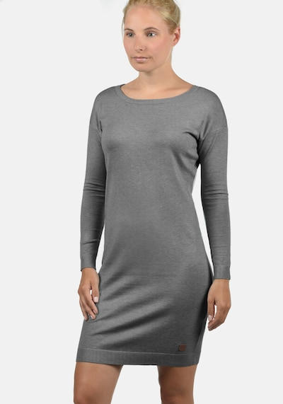 Desires Kleid  'Ella' in dunkelgrau, Modelansicht