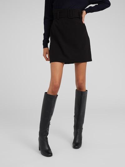 Sijonas 'Odetta' iš EDITED , spalva - juoda: Vaizdas iš priekio