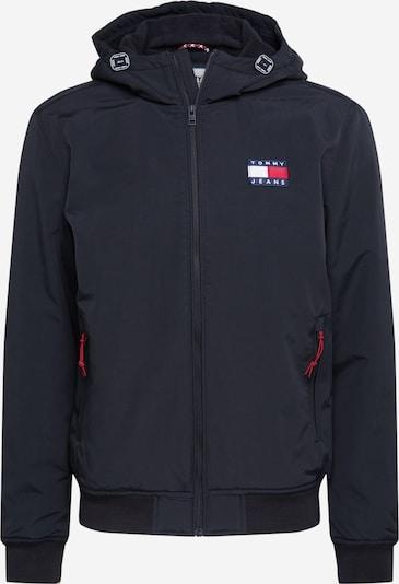 Tommy Jeans Tussenjas in de kleur Zwart gemêleerd, Productweergave