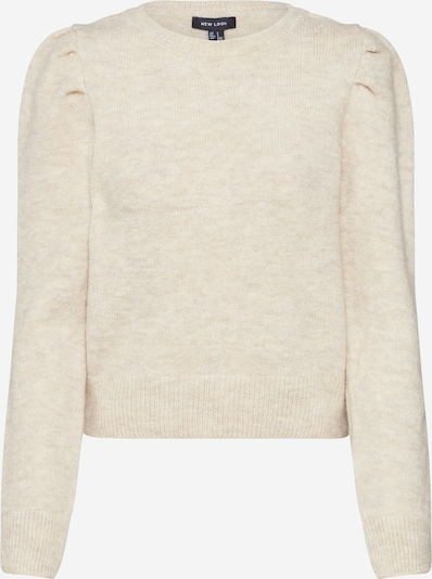 NEW LOOK Pullover in beige, Produktansicht