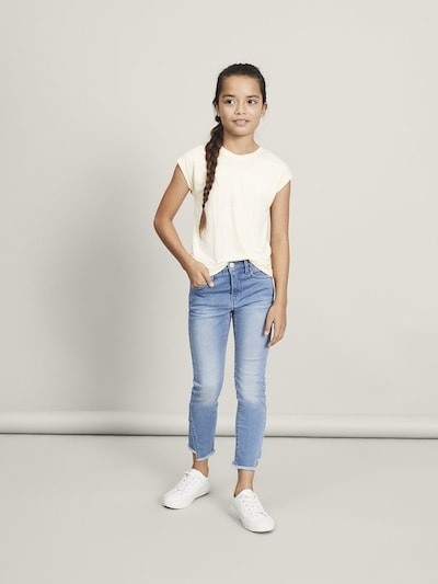 NAME IT Jeans in blue denim: Frontalansicht