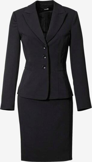 heine Kostuum in de kleur Zwart, Productweergave