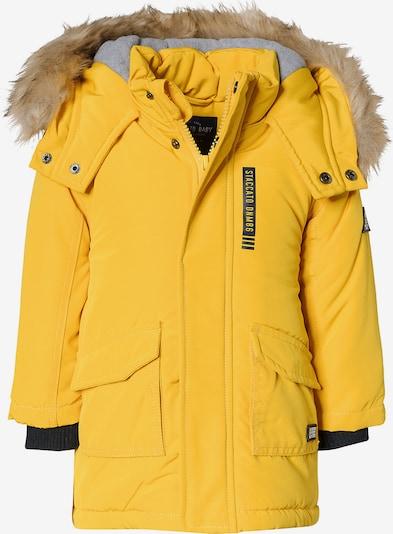 STACCATO Winterparka in gelb, Produktansicht
