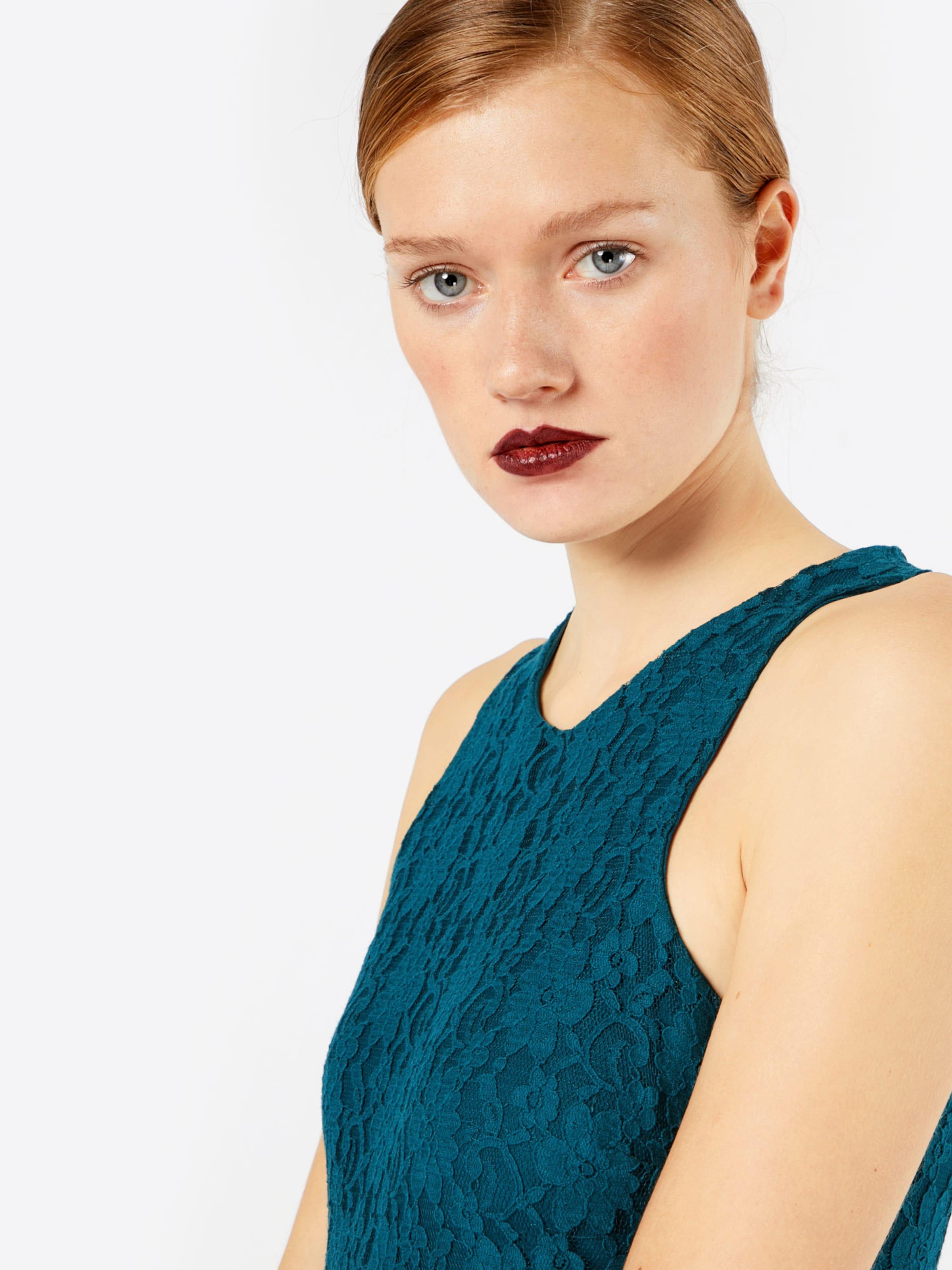 Kostengünstige Online Günstiger Preis Vorbestellung Anna Field Kleid 'Darkgreen' Günstig Kaufen Extrem Billiger Fabrikverkauf Freies Verschiffen Finden Große ZD53TT