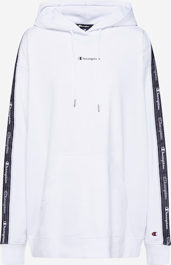 Champion Authentic Athletic Apparel Sweatshirt i svart / vit, Produktvy