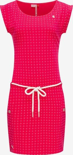 Ragwear Sommerkleid ' Tag Dots ' in hellrot, Produktansicht