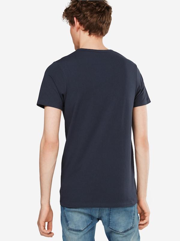 Marine 'basic T En O neck s shirt S Tee Jackamp; Noos' Jones Bleu EIH2W9DY
