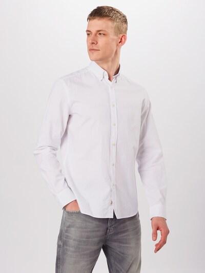HKT by HACKETT Hemd in weiß: Frontalansicht