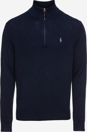 Polo Ralph Lauren Pullover 'LS HZ PP-LONG SLEEVE-SWEATER' in dunkelblau, Produktansicht