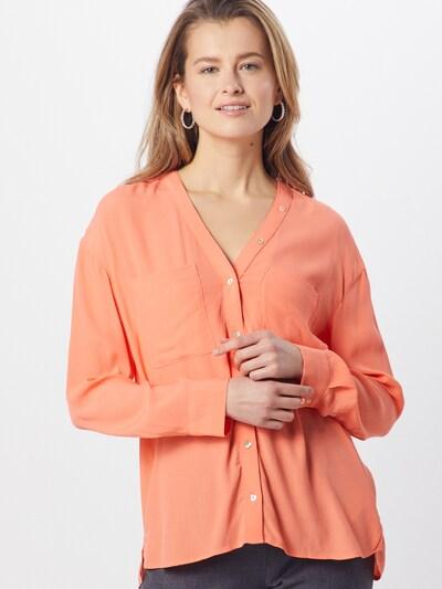TOM TAILOR Bluse in orange, Modelansicht