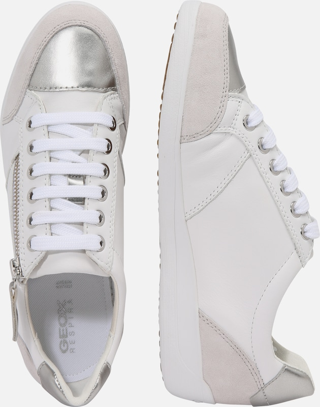 In WeißAbout Geox Silber Sneaker Myria' You 'd uK1Jlc3FT
