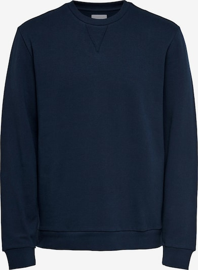 Only & Sons Sweatshirt in blau, Produktansicht