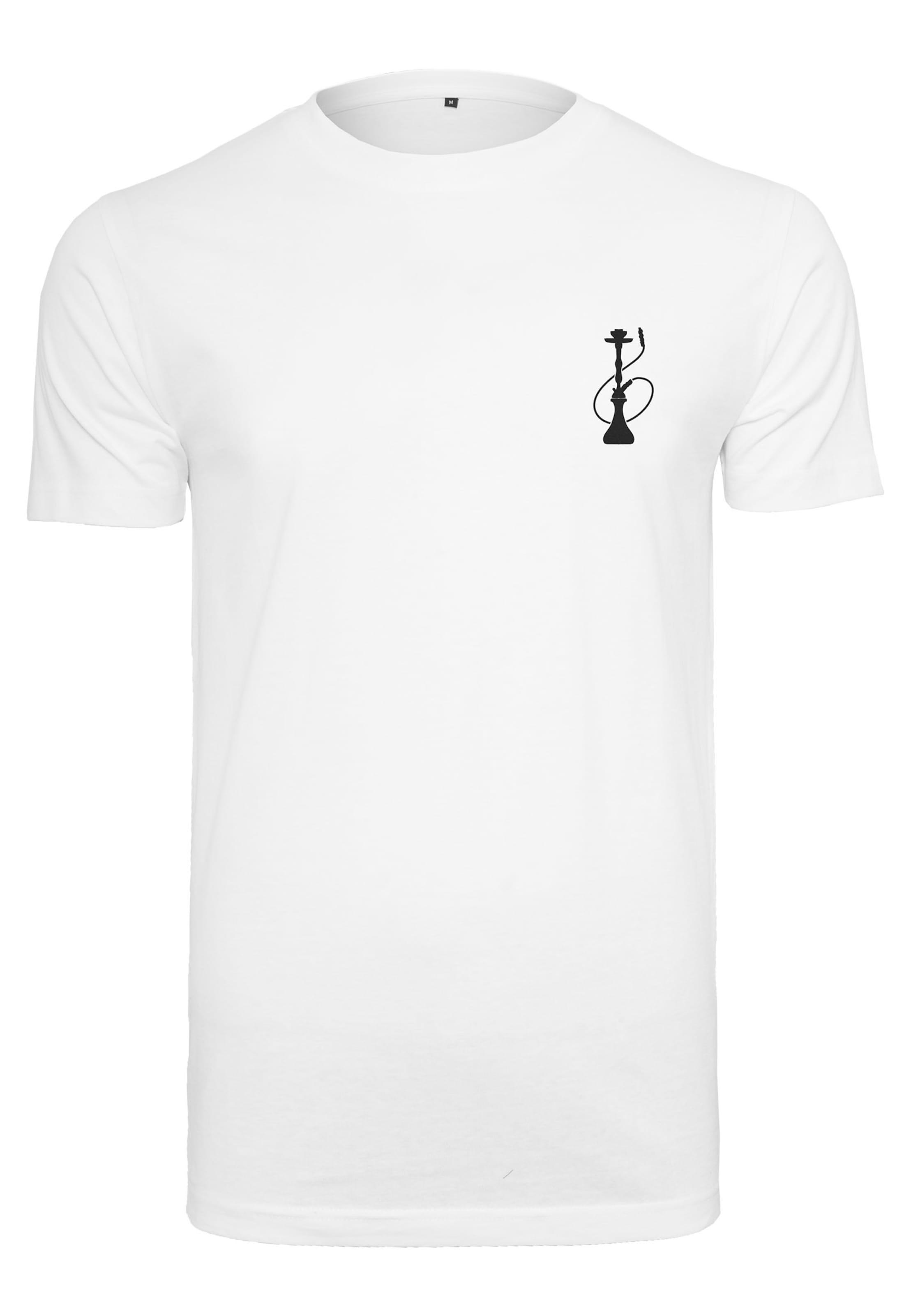 Mister SchwarzWeiß Everyday' T Tee 'hookah In shirt tsdChQr