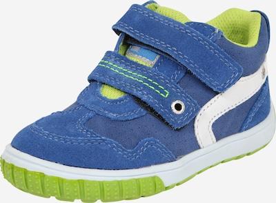 LURCHI Schuhe 'Brucy' in kobaltblau / apfel / weiß, Produktansicht