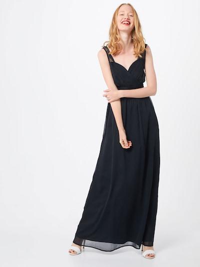 ABOUT YOU Kleid 'Luciana' in schwarz: Frontalansicht