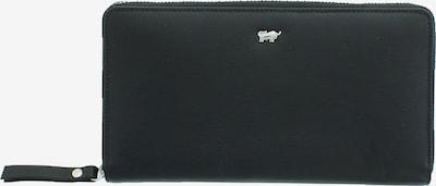Braun Büffel Lederbörse 'Miami' in schwarz, Produktansicht