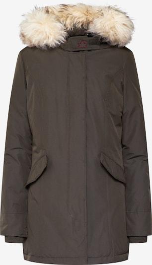 Canadian Classics Jacke in khaki / weiß, Produktansicht