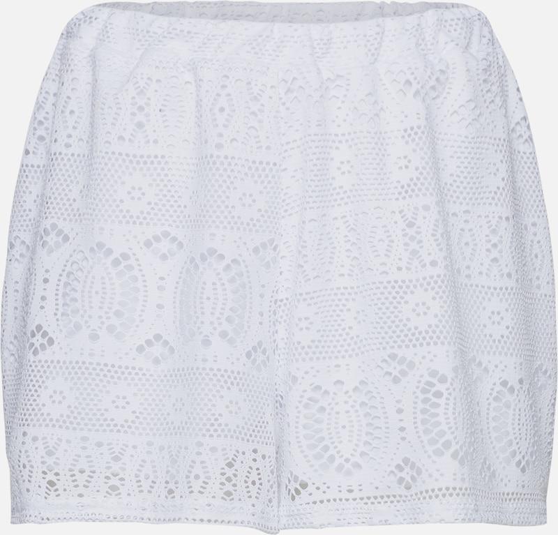 Boohoo Pantalon Pantalon Blanc Boohoo En Blanc Pantalon En En Boohoo Blanc c35RjqS4LA