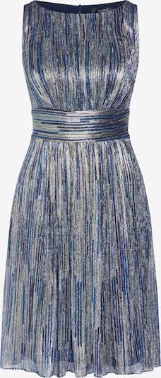 SWING Kleid in blau / mischfarben, Produktansicht