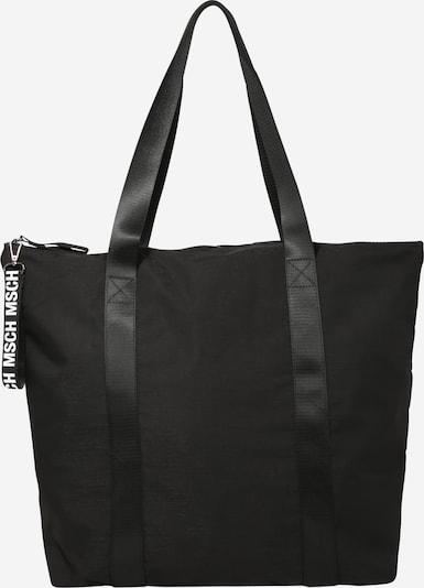 fekete MOSS COPENHAGEN Shopper táska 'Milene', Termék nézet