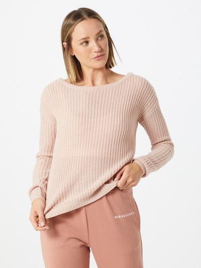 Missguided Trui 'OPHELITA' in de kleur Rosa, Modelweergave