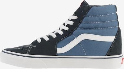 VANS Sneakers hoog 'Sk8-Hi' in de kleur Blauw / Donkerblauw / Wit, Productweergave
