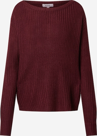 Missguided Sweter 'Ophelita' w kolorze burgundm, Podgląd produktu