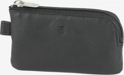 Esquire Schlüsseletui in schwarz, Produktansicht