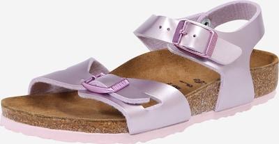 BIRKENSTOCK Sandale 'Rio' in pastelllila, Produktansicht
