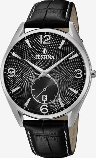 FESTINA Uhr 'F6857/A' in schwarz, Produktansicht