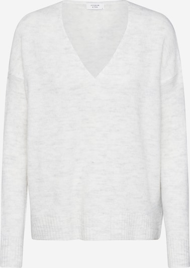 Pulover 'JDYTEA' JACQUELINE de YONG pe alb, Vizualizare produs