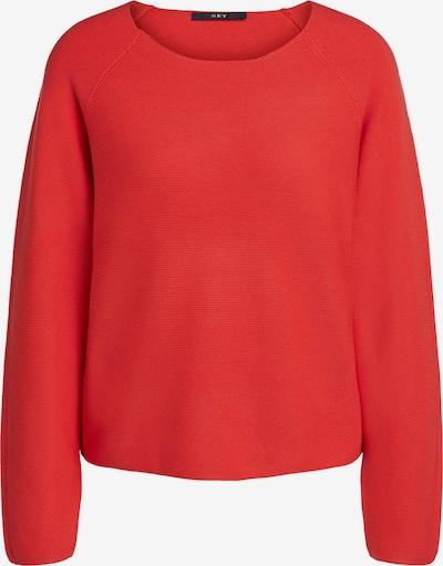 SET Pullover in rot, Produktansicht