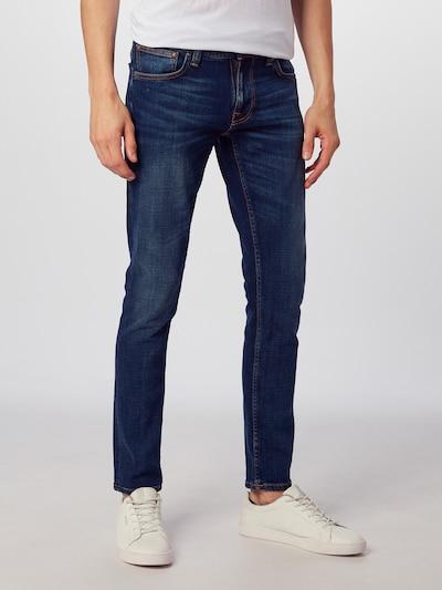 Džinsai 'Tight Terry' iš Nudie Jeans Co , spalva - tamsiai (džinso) mėlyna: Vaizdas iš priekio