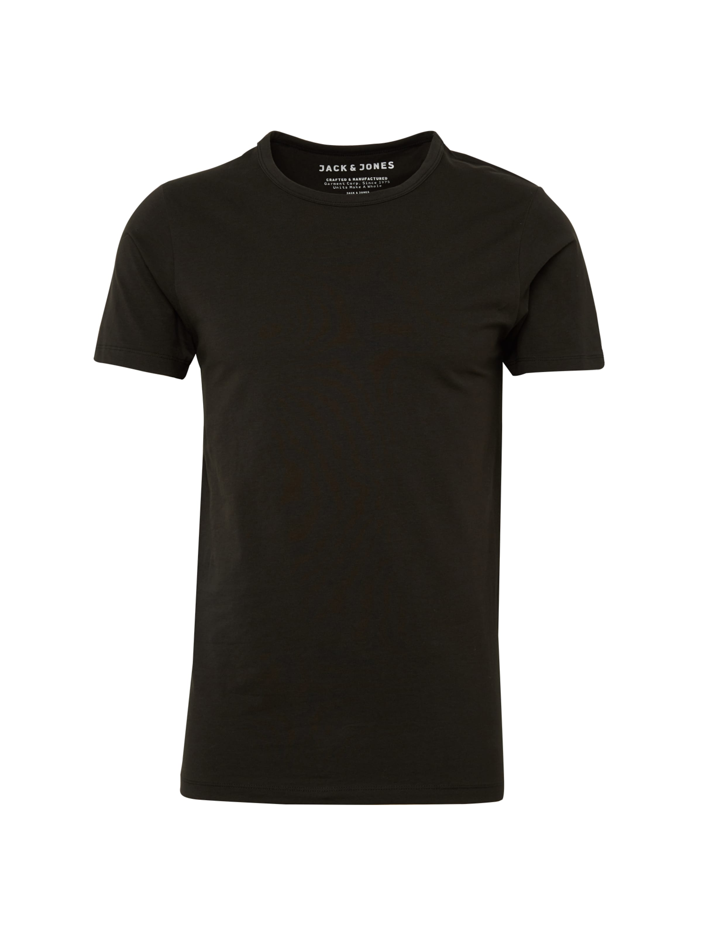 Jones T Jackamp; Noir En shirt 4Aq35jLR