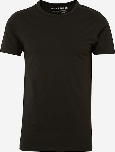 JACK & JONES Shirt in schwarz, Produktansicht