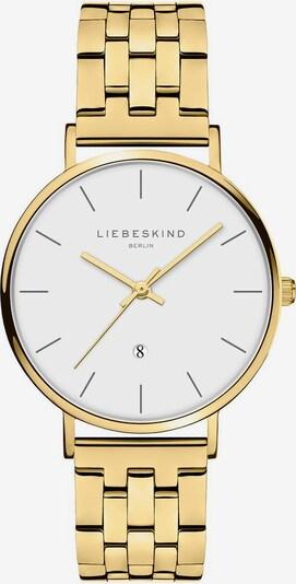 Liebeskind Berlin Uhr in gold, Produktansicht