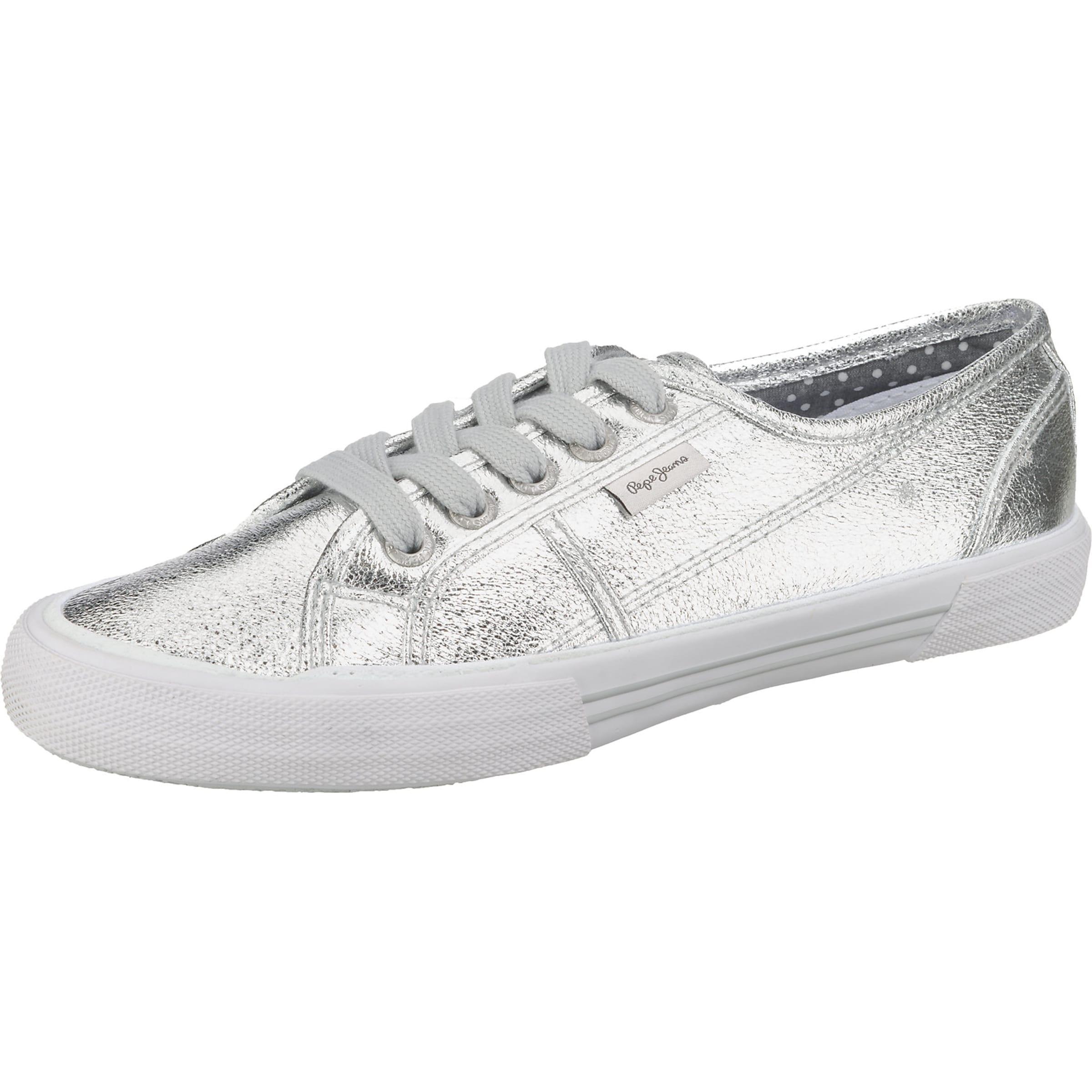Sneaker 18' In 'aberlady Jeans Met Silber Pepe 3ALq54Rj