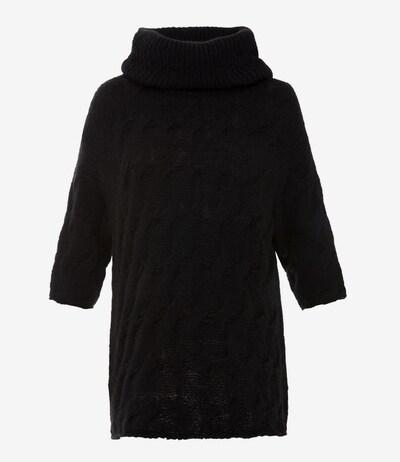 Soccx Pullover in schwarz, Produktansicht