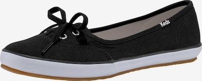 KEDS Sneaker 'Teacup Twill' in schwarz, Produktansicht
