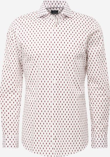 JOOP! Košile 'Pajos' - merlot / bílá, Produkt