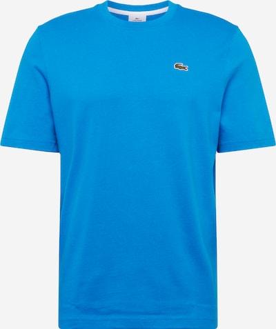 Lacoste LIVE Shirt in de kleur Blauw / Wit, Productweergave