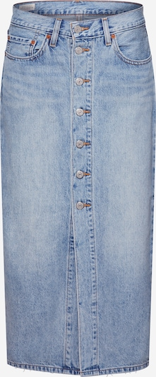 LEVI'S Rock 'BUTTON FRONT' in blau, Produktansicht