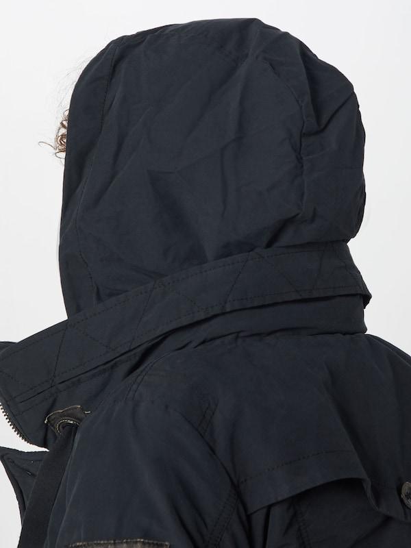 Manteau 'stefania' Noir Khujo D'hiver En JKlFcT13
