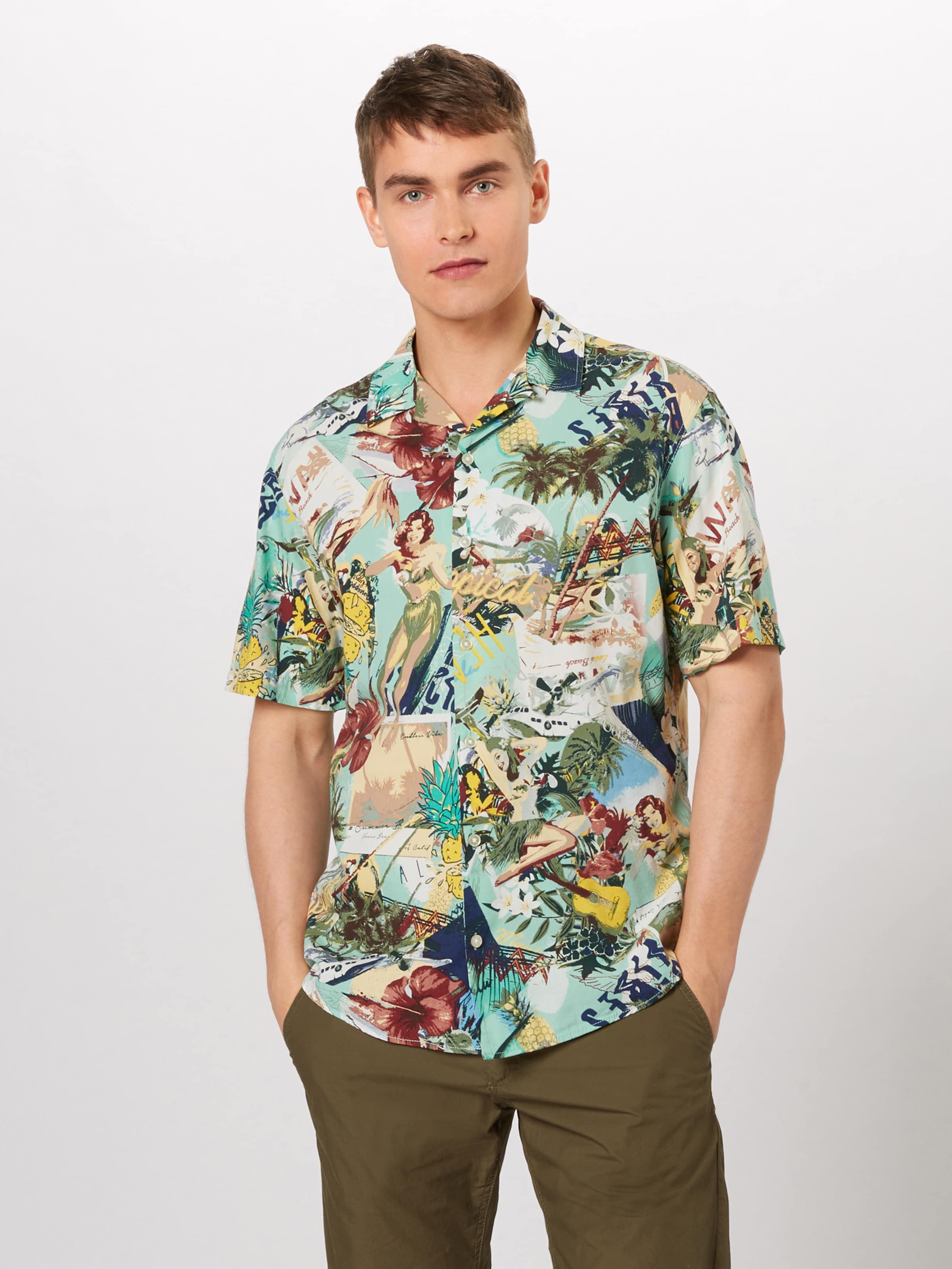 Jones Hemd In Jackamp; 'jordaze' AquaHellgrün 80mvPyNnwO
