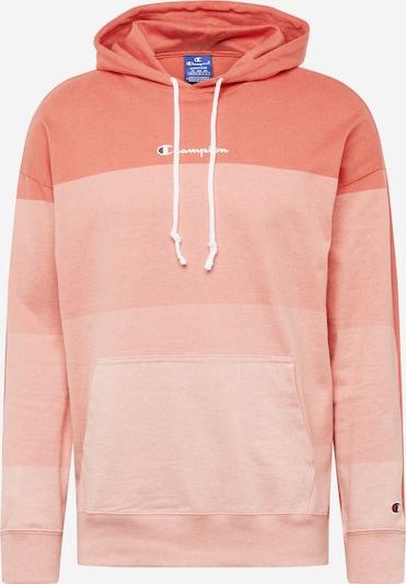 Bluză de molton Champion Authentic Athletic Apparel pe coral / somon / roz deschis, Vizualizare produs