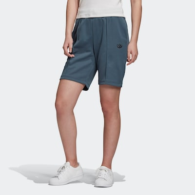 ADIDAS ORIGINALS Shorts in grün, Modelansicht