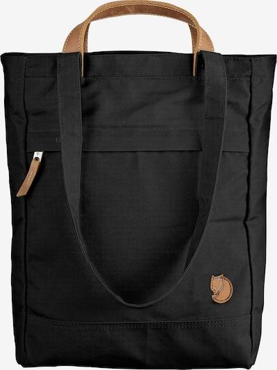 Fjällräven Rucksack in hellbraun / schwarz, Produktansicht