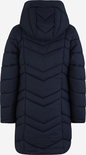 JACK WOLFSKIN Manteau outdoor 'KYOTO' en bleu nuit: Vue de dos