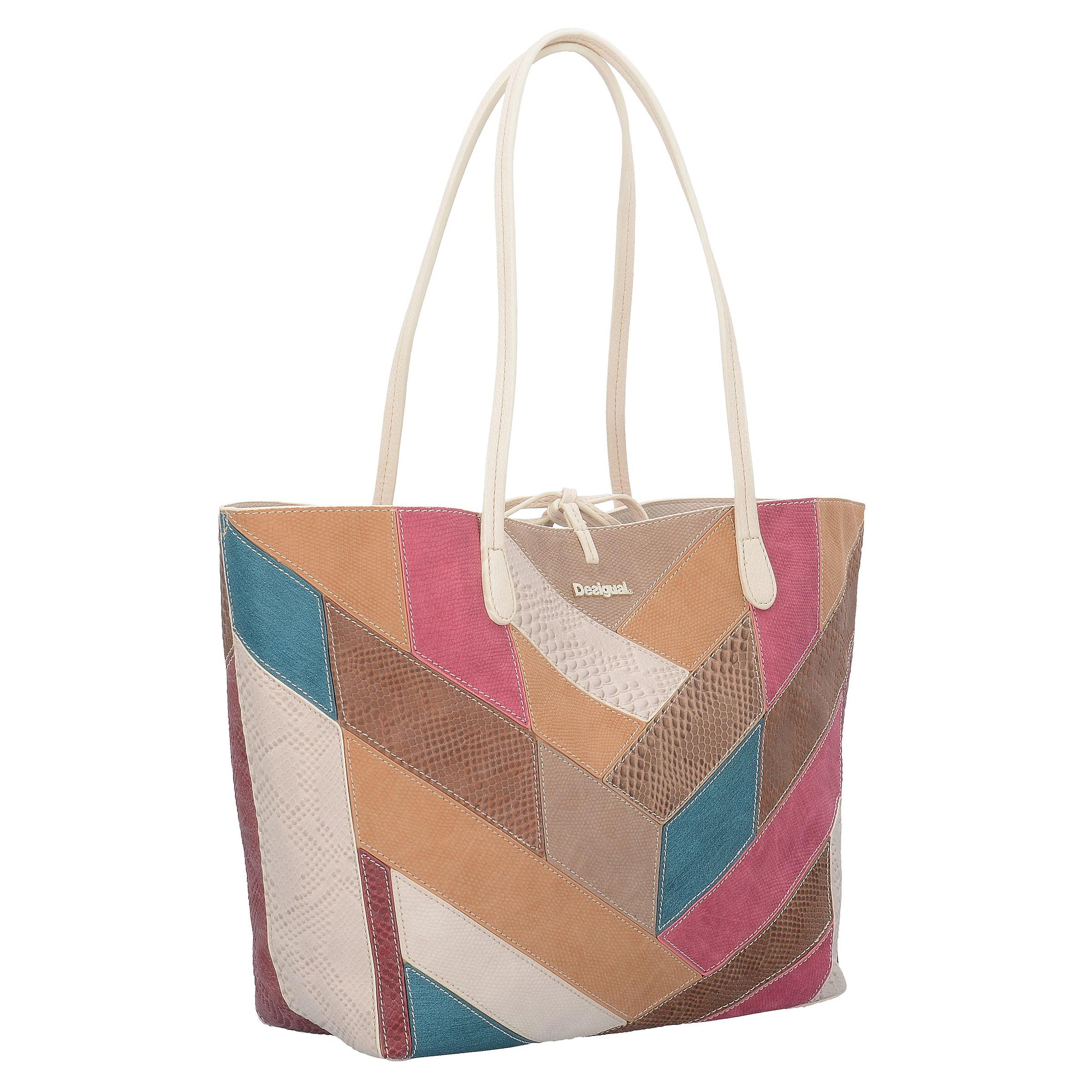 Desigual BOLS Capri Talia Shopper Tasche 30 cm Gutes Verkauf Günstig Online Outlet Rabatt Verkauf Spielraum Neueste ITm53u5izI